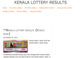 Keralalotteryresults.lastbenches.com thumbnail