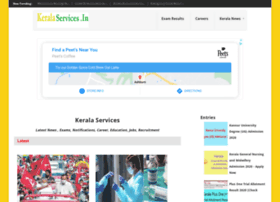 Keralaservices.in thumbnail
