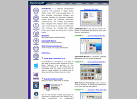 Keronsoft.com thumbnail