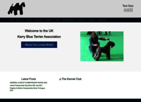 Kerryblueterrier.co.uk thumbnail