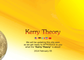 Kerrytheory.info thumbnail