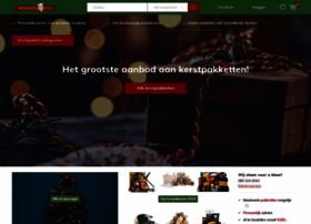Kerstpakkettenkiezer.nl thumbnail