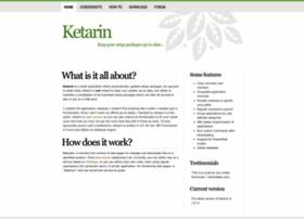Ketarin.org thumbnail