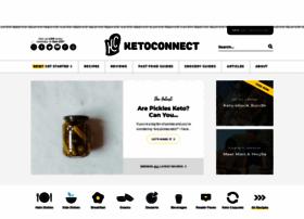 Ketoconnect.net thumbnail