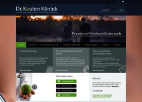 Keulenkliniek.nl thumbnail