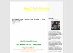 Key2safedriving.org thumbnail