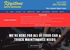 Keystoneautorepairs.ca thumbnail