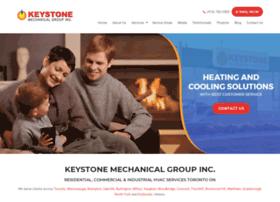 Keystonemech.ca thumbnail