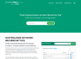 Keyword-tools.org thumbnail
