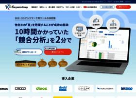 Keywordmap.jp thumbnail