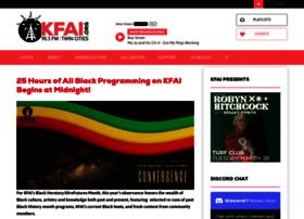 Kfai.org thumbnail