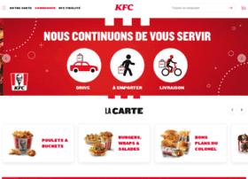 Kfc.fr thumbnail