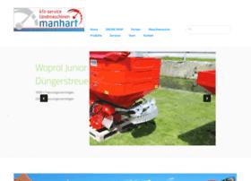 Kfz-manhart.at thumbnail