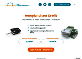 Kfz-pfandkredithaus.de thumbnail