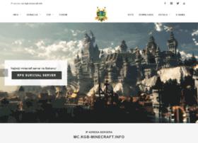 Kgb-minecraft.info thumbnail