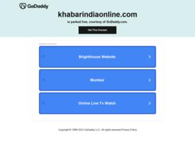 Khabarindiaonline.com thumbnail