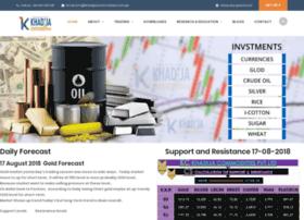 Khadijacommodities.com.pk thumbnail