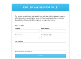 Khalnayak.in thumbnail
