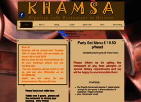 Khamsa.co.uk thumbnail