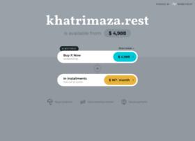 Khatrimaza.rest thumbnail
