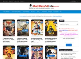 Khatrimazafull.site thumbnail