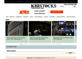 Khistocks.com thumbnail