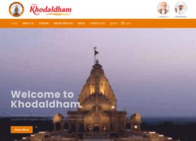 Khodaldhamtrust.org thumbnail