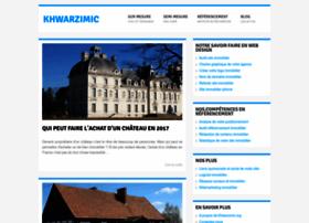 Khwarzimic.org thumbnail