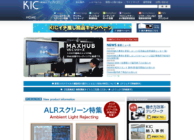Kic-corp.co.jp thumbnail