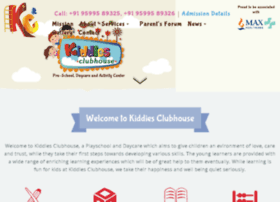 Kiddiesclubhouse.in thumbnail