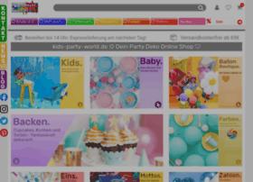 Kids-party-world.de thumbnail