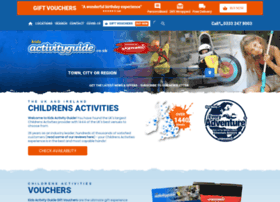 Kidsactivityguide.co.uk thumbnail