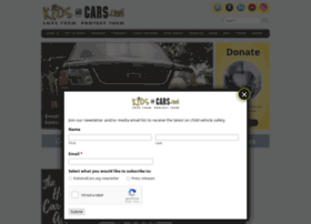 Kidsandcars.org thumbnail