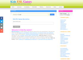 Kidseslgames.com thumbnail