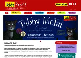 Kidsfest.com.hk thumbnail