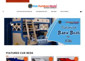 Kidsfurnitureworld.in thumbnail