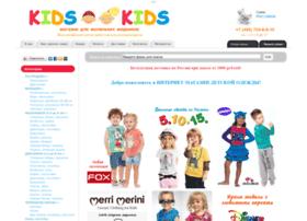 Kidskids.ru thumbnail