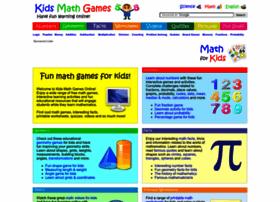 Kidsmathgamesonline.com thumbnail