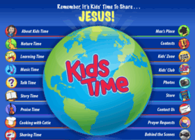 Kidstime4jesus.org thumbnail