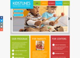Kidstunes.org thumbnail