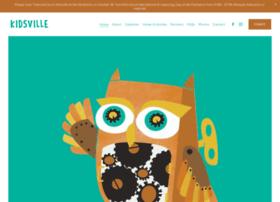 Kidsvilleonline.org thumbnail