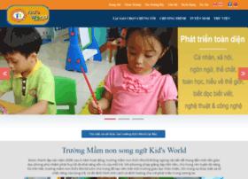 Kidsworld.edu.vn thumbnail