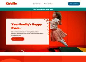 Kidville.com thumbnail