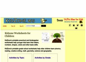 math worksheet : kidzone ws at wi kidzone educational worksheets! : Kidzone Math Worksheets