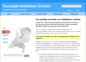 Kiesjeschool.nl thumbnail