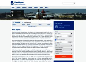 Kievairport.net thumbnail