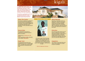 Kigalimemorialcentre.org thumbnail