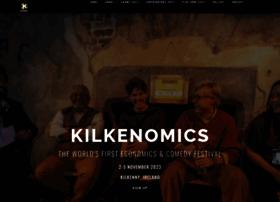 Kilkenomics.com thumbnail