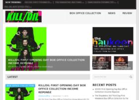 Killdilboxofficecollection.com thumbnail