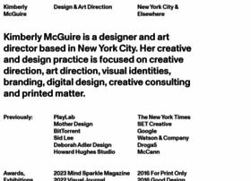 Kimberlymcguire.nl thumbnail